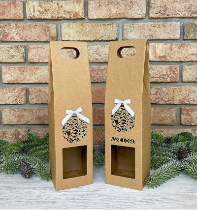 Krabice na šumivé víno - K77-2206