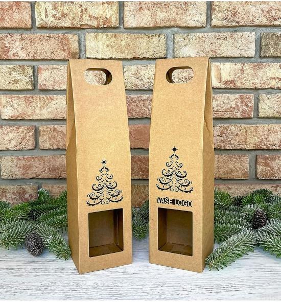 Krabice na šumivé víno - K77-2216