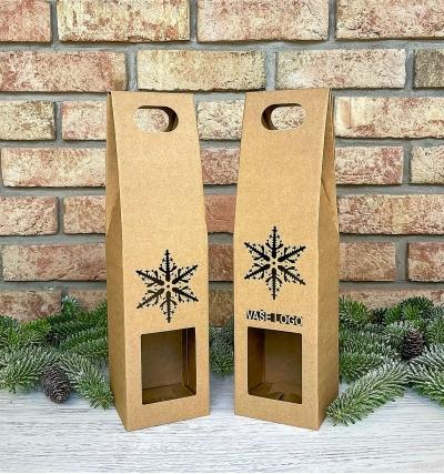 Krabice na šumivé víno - K77-2218