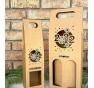 Krabice na šumivé víno - K77-9016