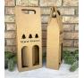 Krabice na víno - K71-2239 - 2 láhve