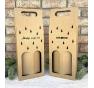 Krabice na víno - K71-9015 - 2 láhve