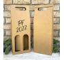 Krabice na víno - K71-9017 - 2 láhve