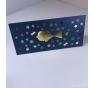 Novoroční přání - PF 2021 – Zlatá rybka