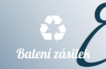 Recyklace obalů, balení, doprava